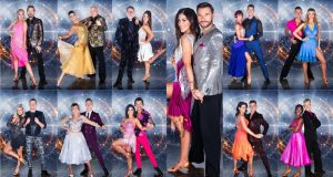 The line-up for Dancing with the Stars 2020, which begins on RTÉ One on January 5th