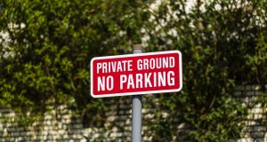 Can I rent out the parking space that comes with my rental apartment?