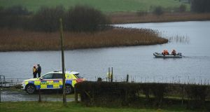 Planned search of Gortnawinny Lough, Clones for missing man Michael Tony Lynch.