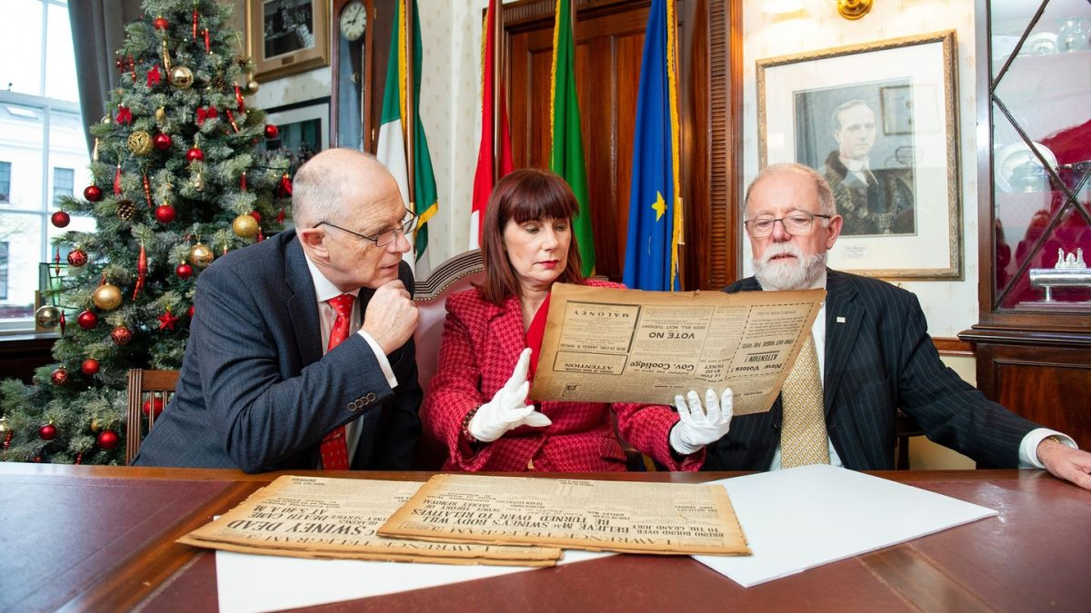 State to mark Cork's pivotal role during War of Independence