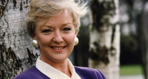 Marian Finucane pictured in 1993 during her Liveline days. Photograph: Matt Kavanagh/The Irish Times