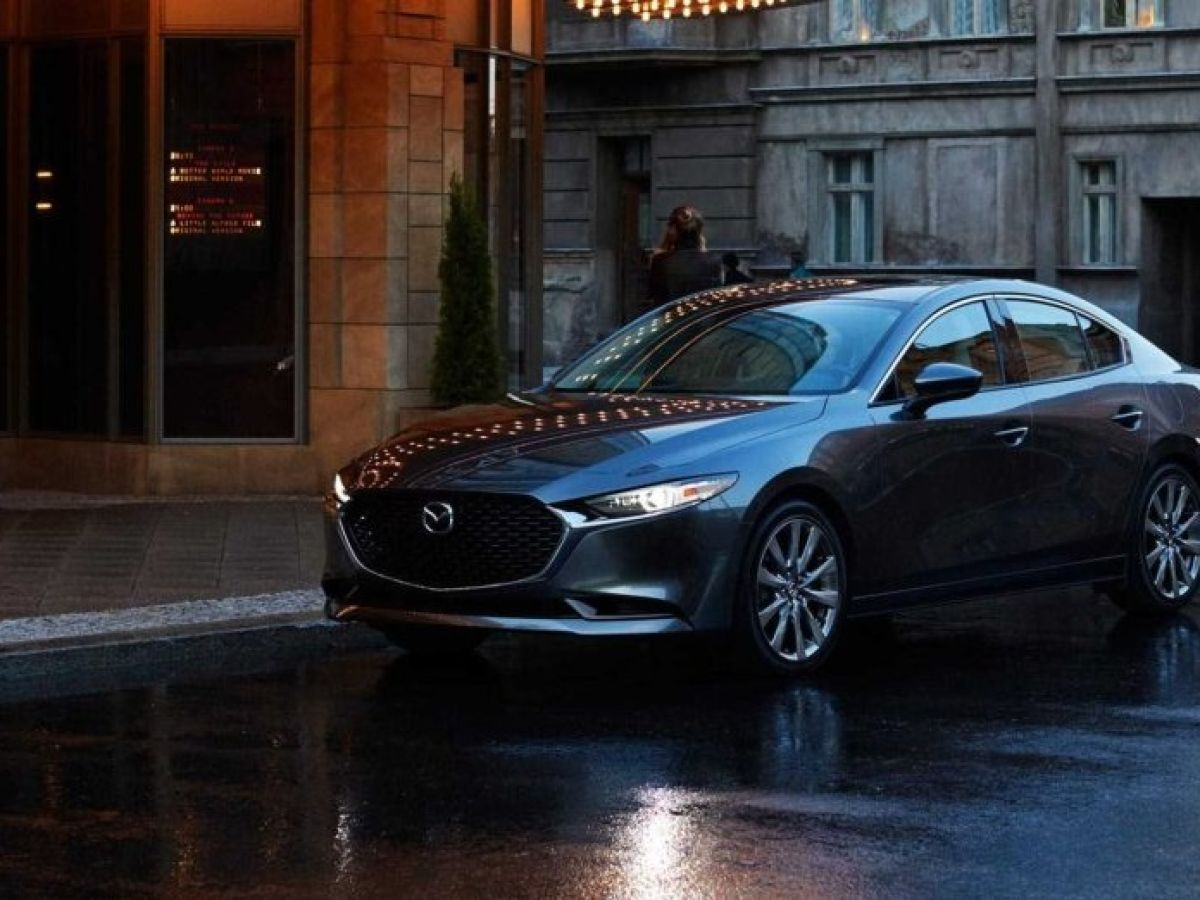 Mazda 3 Handsome Saloon S Clever Engine Tech Doesn T Stand Up In Court