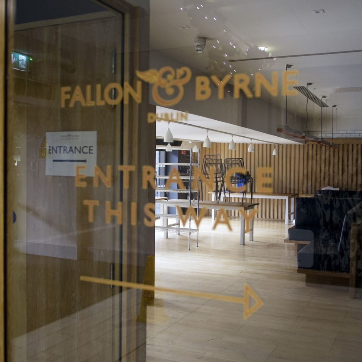 Fallon & Byrne closure is a timely warning for Dublin restaurants