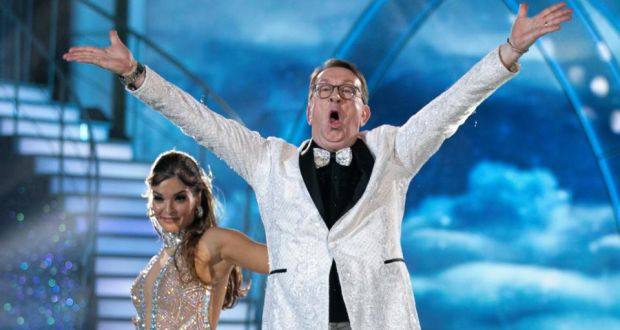 Father Ray Kelly Christmas Concert 2020 Dancing With The Stars: singing priest Ray Kelly conjures up the