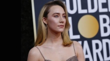 Saoirse Ronan among those to dazzle on the Golden Globes red carpet