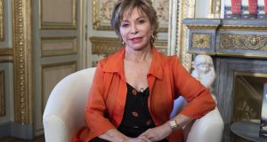 "Isabel Allende: ""I have sold 75 million copies of my books. Do you think I might care if someone says they don't read me?"" Photograph: Oscar Gonzalez/NurPhoto"