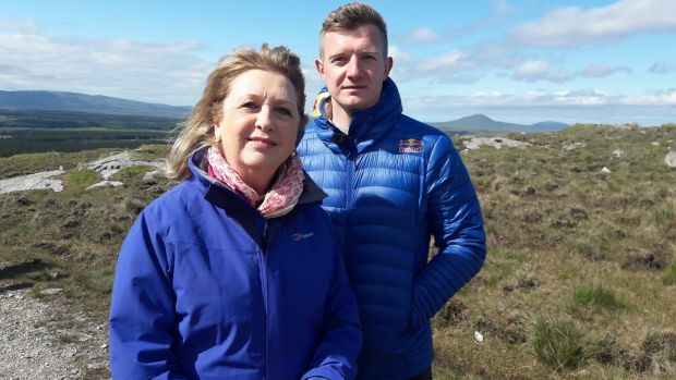 Mary McAleese and Joe Canning make the Mám Éan pilgrimage in All Walks of Life