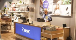 Danish retailer Jysk is planning to up to 40 stores in Ireland.