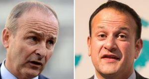 Micheál Martin has been asked by Leo Varadkar to agree a reform of the Local Property Tax.