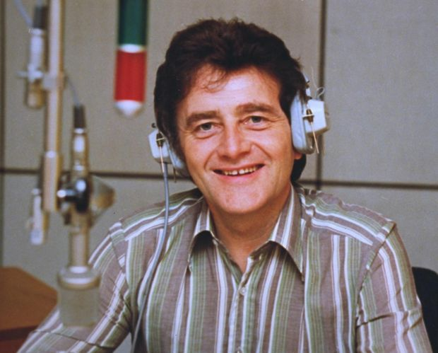 'All I ever wanted to do was play records and talk in between them,' Larry Gogan said of his six-decade career