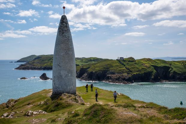 Baltimore Beacon, Co Cork by Paul Kelly