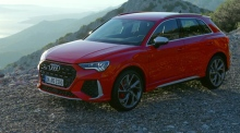 Our Test Drive: the Audi RS Q3