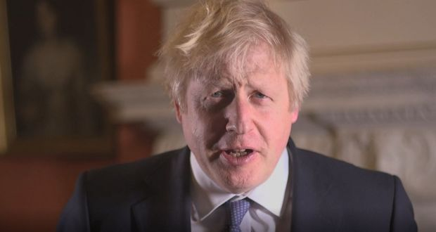 UK prime minister Boris Johnson pledged in his general election manifesto promise to 'get Brexit done' by January 31st