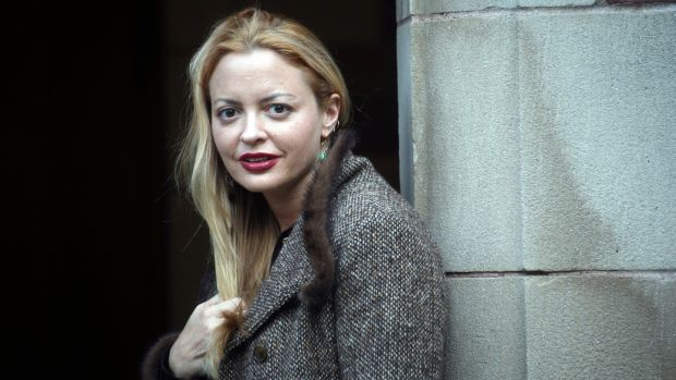 Elizabeth Wurtzel: 'I could have had a mastectomy with reconstruction and skipped the part where I got cancer.' File photograph: Suzanne DeChillo/New York Times