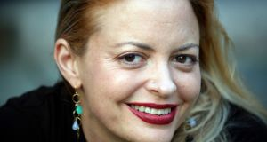Elizabeth Wurtzel won praise for opening a dialogue about clinical depression. File photograph: Suzanne DeChillo/New York Times