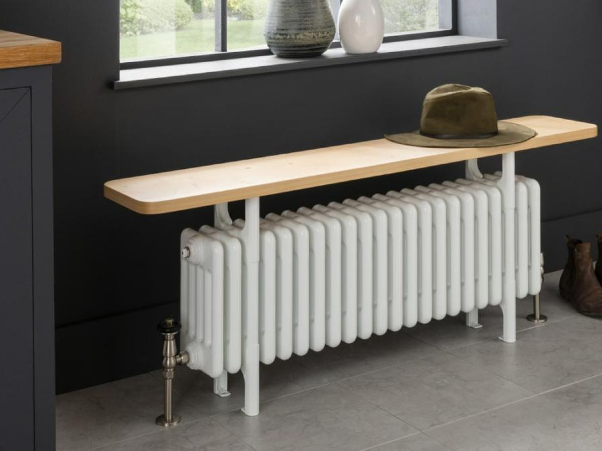 The Heat Is On Seven Hot Looks For Radiators