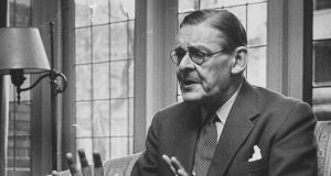 TS Eliot. Photograph: Myron Davis/Time Life Pictures/Getty