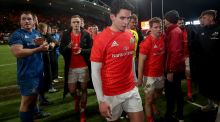 Joey Carbery will miss the Six Nations and could be out for four weeks. Photo: Bryan Keane/Inpho