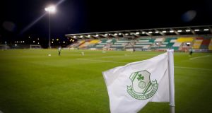 Shamrock Rovers II will play in the League of Ireland First Division next season. Photo: Oisin Keniry/Inpho