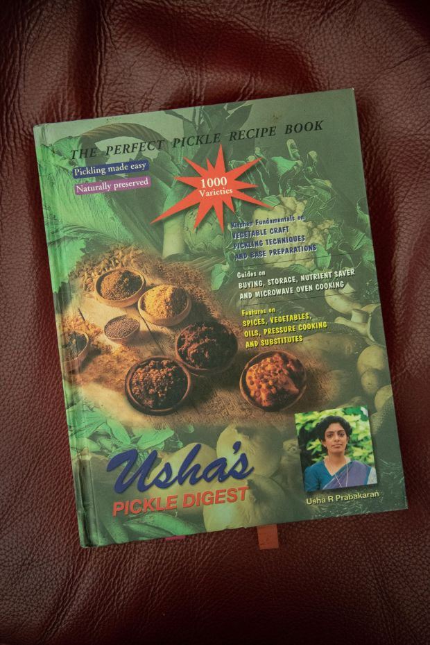 Cult Cookery Book By Indias Pickle Queen Becomes A