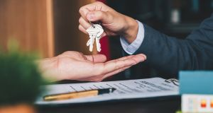 The ESRI's study found that many mortgage holders were 'initially drawn' to high cashback offers with little or no understanding of the APR implications. Photograph: Getty Images/iStockphoto