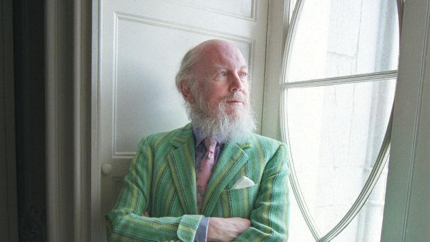 Garech Browne at Luggala in 1999. Photograph: Joe St Leger