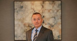 Willie Walsh, outgoing chief executive of IAG. He was dubbed a miracle worker for pulling Aer Lingus back from the brink after he took charge  weeks after the September 11th, 2011, attacks. Photograph: Nick Bradshaw