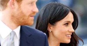 Meghan Markle returned to Canada after three days in the UK; it is understood Prince Harry will follow this week. File photgraph: Max Mumby/Indigo/Getty Images