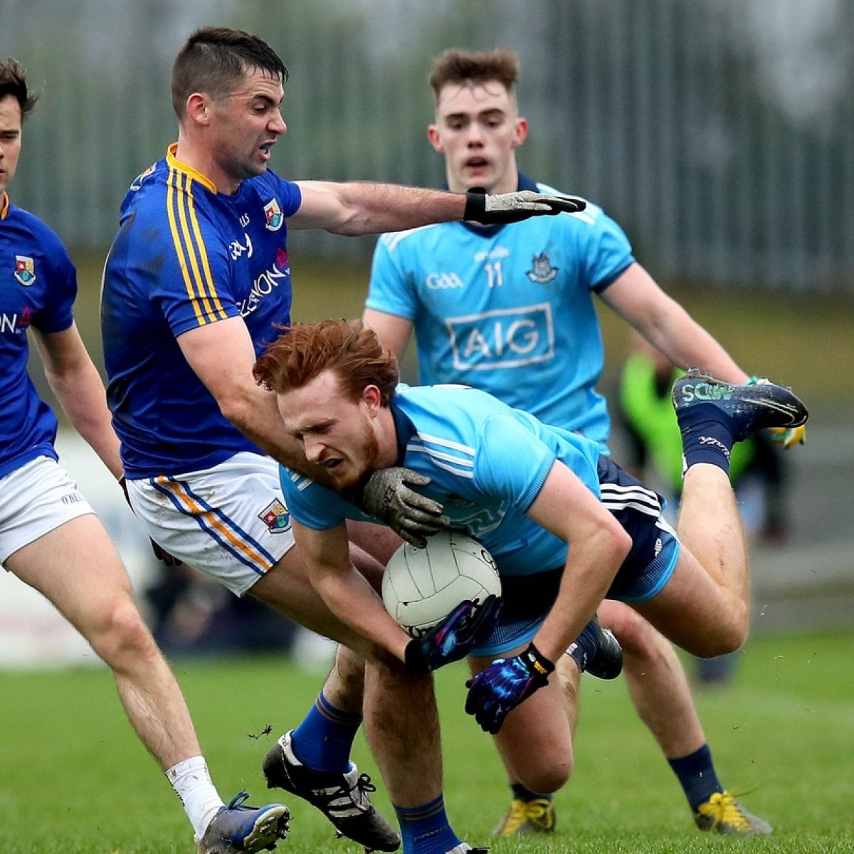 Longford thrash Offaly in Division Three opener - The Irish Times