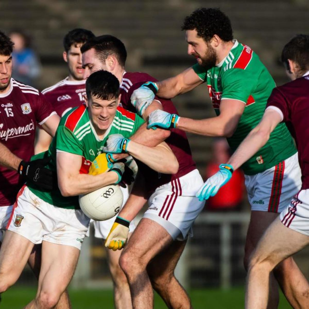 Mayo Football League - League