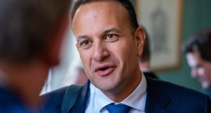 A general election which could be announced as early as Tuesday by Taoiseach Leo Varadkar.   Photograph: Douglas O'Connor