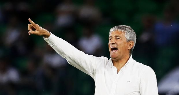 New Barcelona Manager Setien Must Bring Style As Well As Silverware