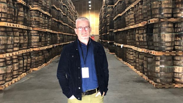 Gary Quinn: 'I got to drink every whiskey in Ireland over nine months'