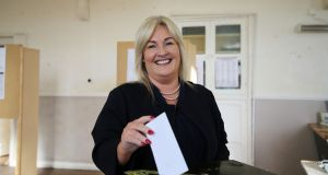 Verona Murphy, who ran for Fine Gael in the Wexford byelection in November, is to stand as an Independent candidate in the constituency in the general election. Photograph: Nick Bradshaw/The Irish Times