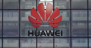 Huawei is focusing on bolstering its own mobile services. Photograph:  Adrian Dennis/AFP