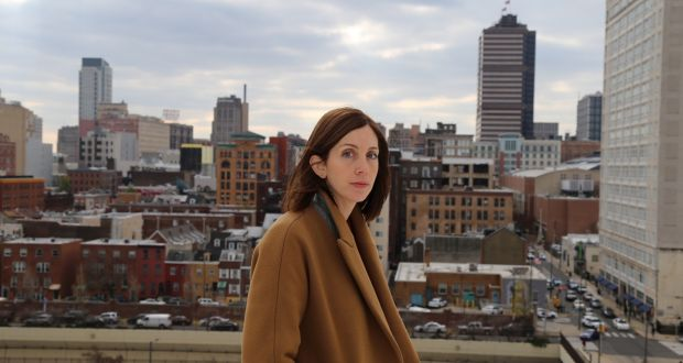 Liz Moore: Long Bright River examines heroin addiction in Phildelphia through one family's story