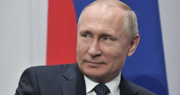 Russia Pm And Government Resign As Putin Proposes Constitutional Changes