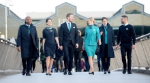 Aer Lingus launches their new uniform