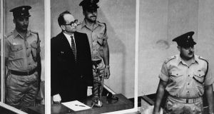 "The story of how Adolf Eichmann, one of the architects of the ""final solution"", was brought to justice features in the film The People vs Fritz Bauer. Photograph: The United States Holocaust Memorial Museum"