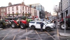 Farmer protest causes traffic chaos in Dublin city centre