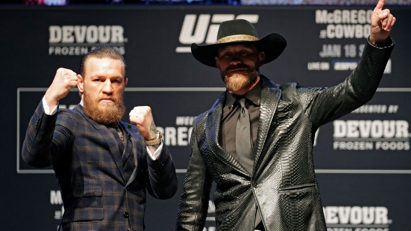 Conor Mcgregor Says Donald Cerrone Has My Respect