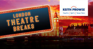 Win a fabulous London Theatre Break with flights, an overnight stay for two and tickets to see Phantom of The Opera