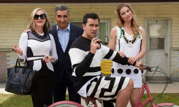 Culture TV January 2020. Television shows ending in 2020. Schitt's Creek