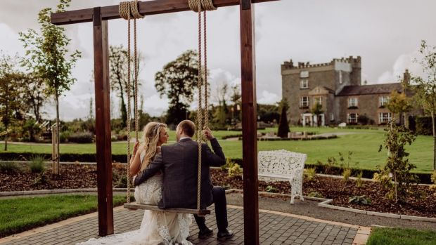 Darver Castle in Co Louth is still family run and hosts only one wedding per day