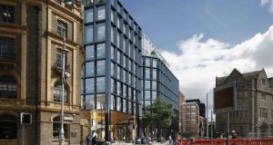 The additional residential tower at College Square would comprise of 54 build-to-rent apartments