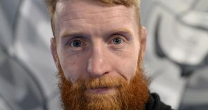 Paddy Holohan, former UFC fighter and Sinn Féin councillor. File photograph: Dara Mac Dónaill