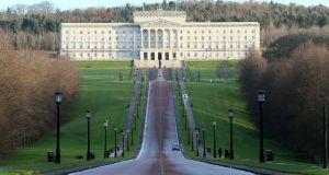One bright spot on economic horizon concerns the NI public sector where return of the Stormont Executive will 'help address the logjam in decision making'.  File photograph: Getty