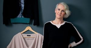 Catherine Cleary: when I was 19, I lived on tinned tuna and pasta for days so I could spend a week's salary on a black swing coat with a high collar that felt like a hug. Photograph: Tom Honan
