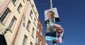 """Fianna Fáil's campaign isn't just similar to 2016; it's actually using the same slogan . . . like Fine Gael, it will need more than that if it's going to win."" Photograph: Nick Bradshaw"