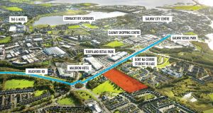 The Headford Road lands are located in close proximity to Galway city centre